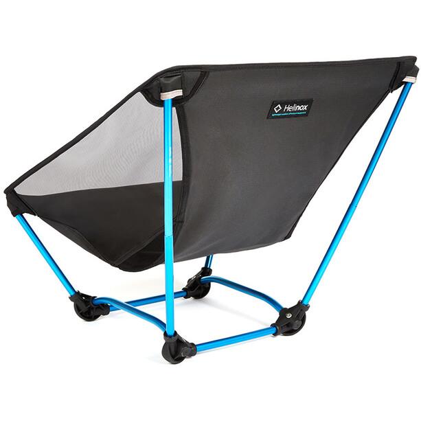 Helinox Ground Stuhl black/blue