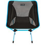 Helinox One Chaise, noir/turquoise