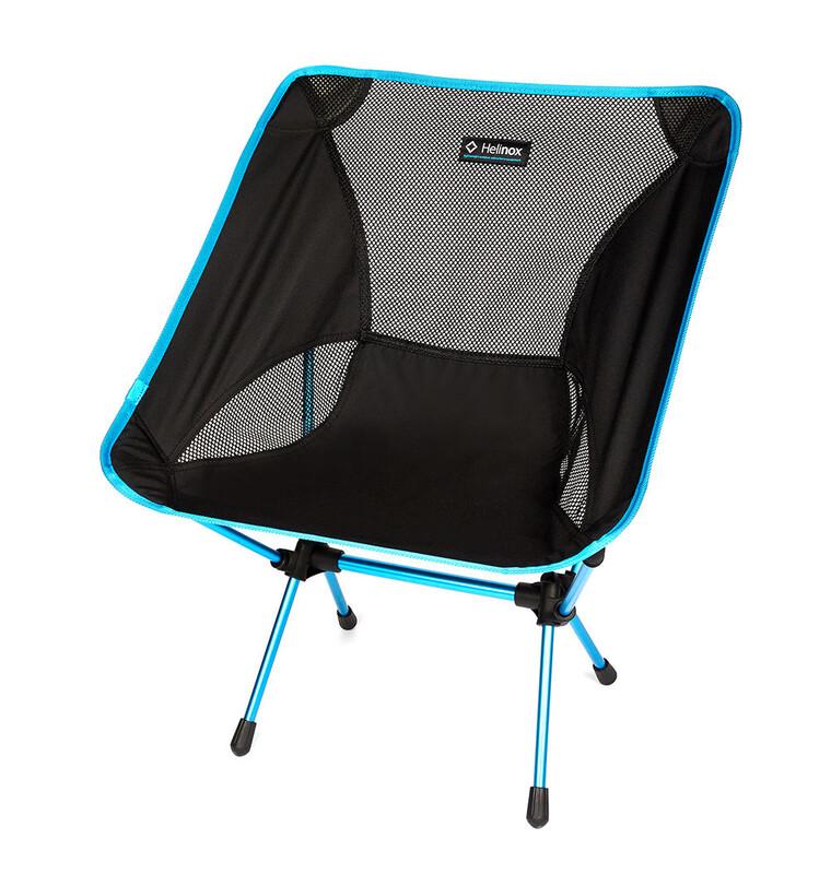 Helinox One Stuhl black/blue Faltstühle & Klappstühle 10001R1