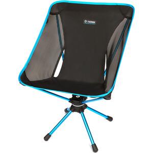 Helinox Swivel Chair, zwart/turquoise zwart/turquoise