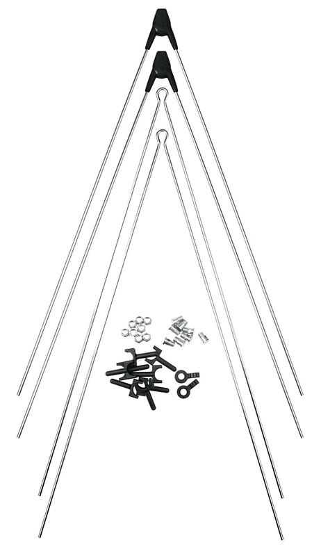 SKS Bluemels 3.0 Strebensatz 380 mm silber Schutzbleche Zubehör 11123
