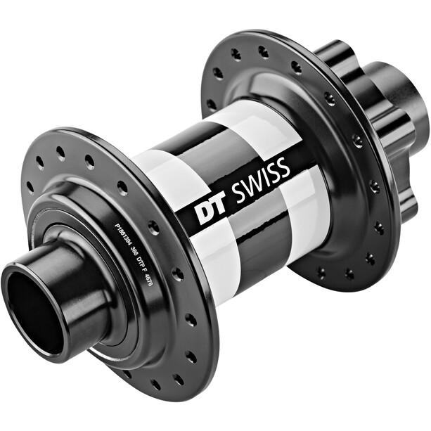 DT Swiss 350 Nabe VR 110mm/20mm IS schwarz