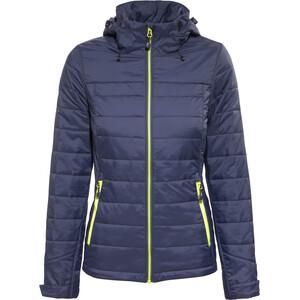 axant Alps Primaloft Jacke Damen blau blau