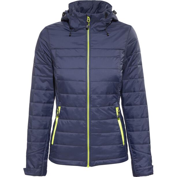 axant Alps Primaloft Jacke Damen blau