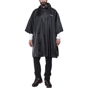 Trekmates Basic Poncho schwarz schwarz