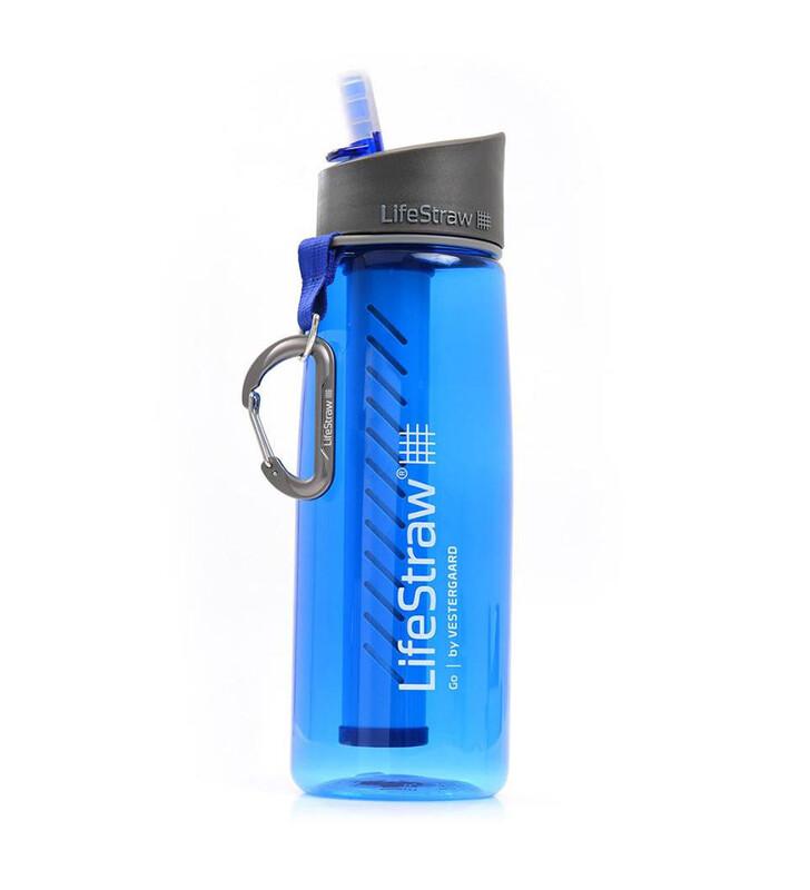 Lifestraw Go 2016 Wasseraufbereitung & -behälter