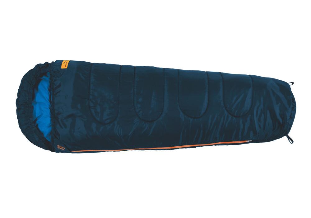 easy camp cosmos junior sac de couchage bleu sur campz. Black Bedroom Furniture Sets. Home Design Ideas