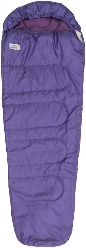 Easy Camp Cosmos Junior Sleeping Bag purple  2018 Kunstfaserschlafsäcke