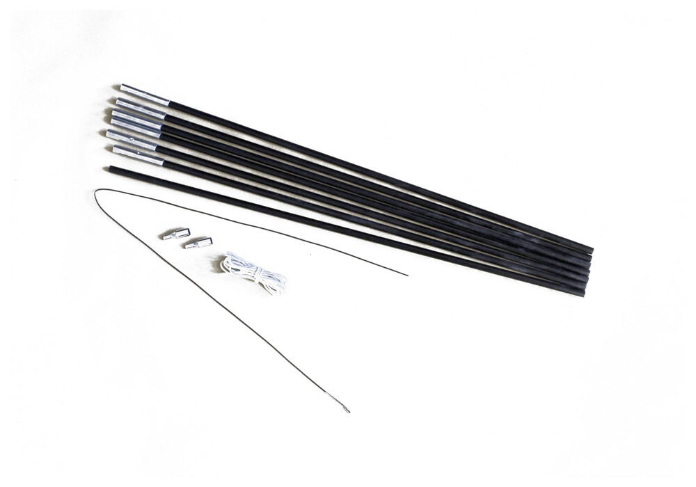 Relags varillas de fibra de vidrio 4m x 8 5mm - Varillas fibra de vidrio ...