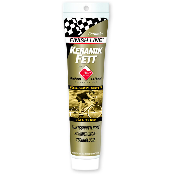 Finish Line Ceramic Grease Tube 60g