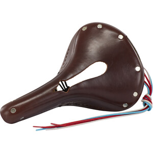 Brooks B17 Imperial Saddle Made Of Corn Leather Herr brown brown