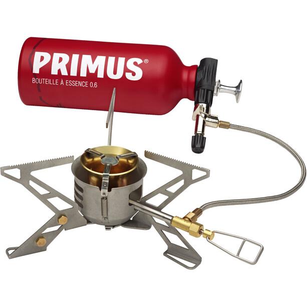 Primus OmniFuel II Kocher mit Brennstoffflasche und Tasche