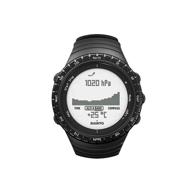 Core regular black 2018 Triathlon Uhren
