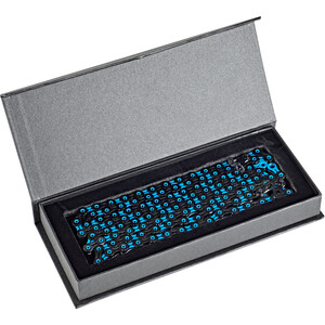 KMC X11 SL DLC Super Light Kette 11-fach black/blue black/blue
