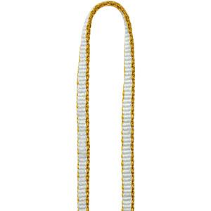 Petzl St'Anneau Loopschal 60cm weiß/gelb weiß/gelb