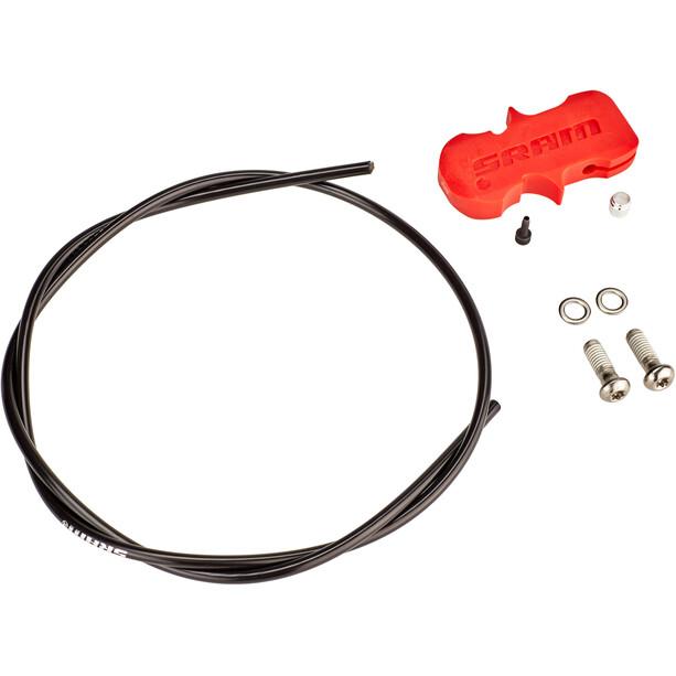 SRAM Force 22 Schalt-/Bremseinheit Vorderrad grau