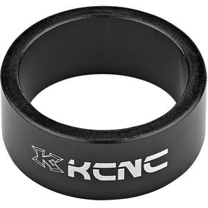 """KCNC Headset Spacer 1 1/8"""" 14mm schwarz schwarz"""