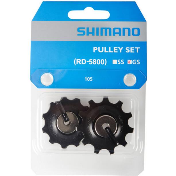 Shimano 105 RD-5800 Jockey Wheel for 11-speed RD-5800-GS svart