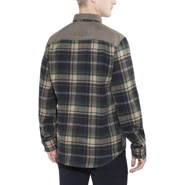 Fjällräven Granit Shirt Herren tarmac