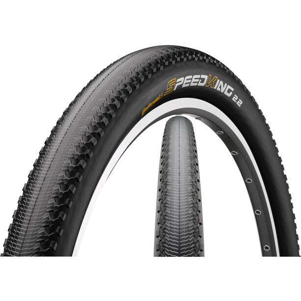 "Continental Speed King Folding Tyre 27.5x2.20"" RaceSport"