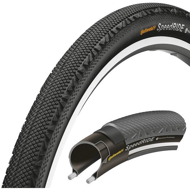 Continental Speed Ride Reifen 28 x 1,60 Zoll faltbar schwarz