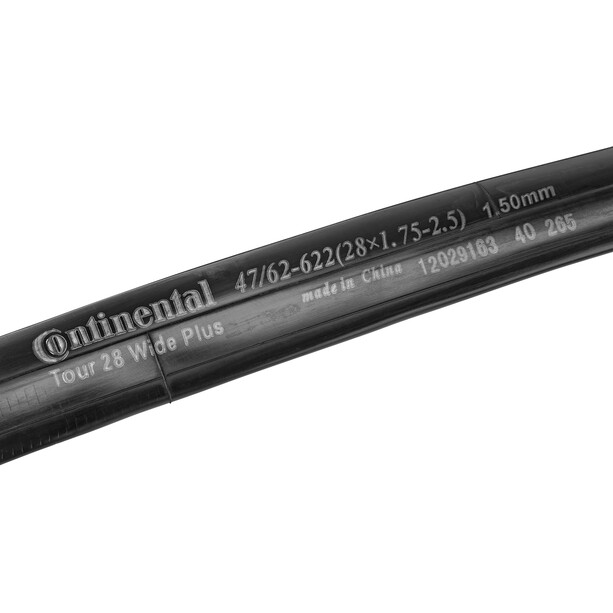 Continental Tour 28 Wide Hermetic Plus Schlauch DV 40mm