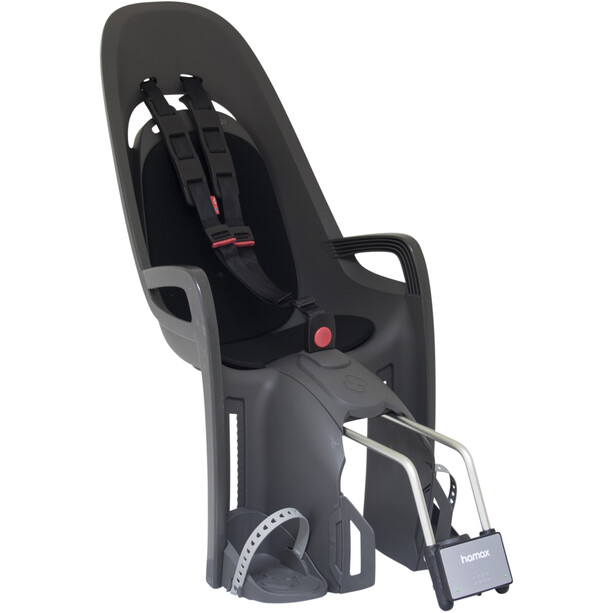 Hamax Zenith Kindersitz grau/schwarz