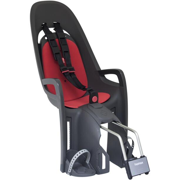 Hamax Zenith Kindersitz grey/red
