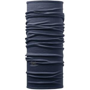 Buff Lightweight Merino Wool Tour de cou, bleu bleu