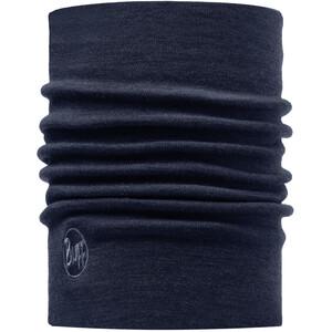 Buff Heavyweight Merino Wool Loop Sjaal, blauw blauw