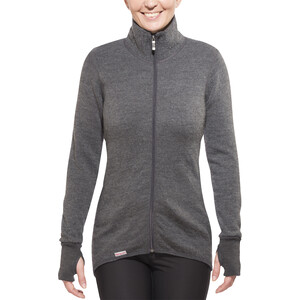 Woolpower 400 Full-Zip Jacke Damen grey grey