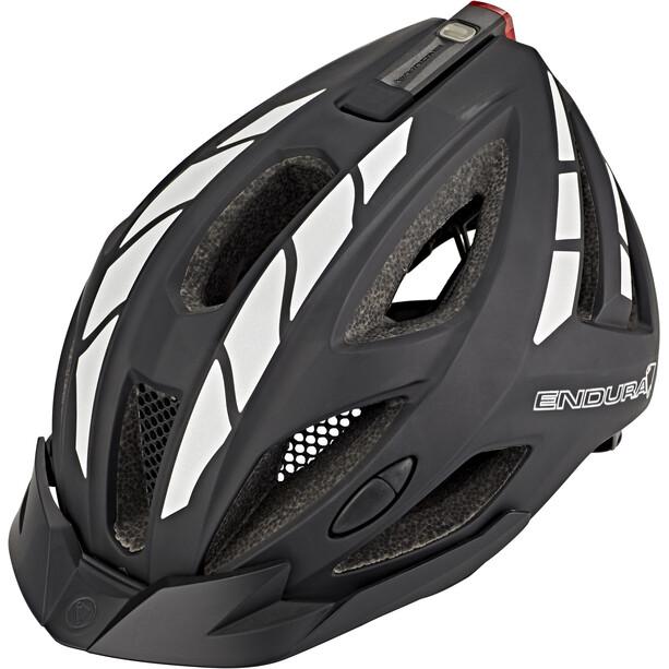 Endura Luminite Helm black/reflective