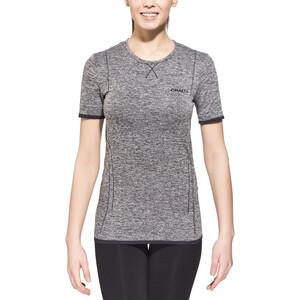 Craft Active Comfort Rundhals Kurzarmshirt Damen black black