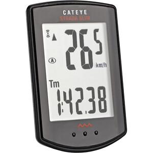 CatEye Strada CC-RD310W Slim Fahrradcomputer schwarz schwarz