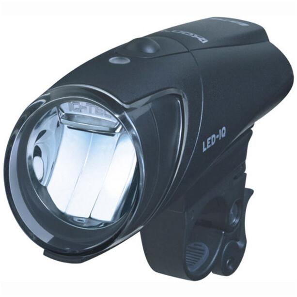 Busch + Müller Ixon-IQ Premium Frontscheinwerfer schwarz