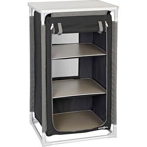 Brunner Jum-Box LS Azabache Monikäyttöinen Kaappi, musta/harmaa musta/harmaa