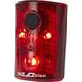 XLC Comp CL-R14 Rücklicht Pan schwarz/rot