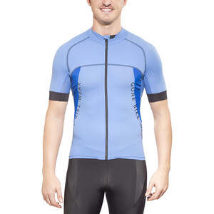 GORE BIKE WEAR ALP-X PRO Kurzarm Trikot Herren blizzard blue/brilliant blue blizzard blue/brilliant blue