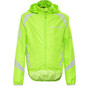 Endura Luminite II Jacke Kinder hi-viz green/reflective