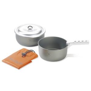 Trangia Tundra II Set d'ustensiles de cuisine Ultra léger HA