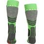Falke SK2 Socken Kinder grün/schwarz