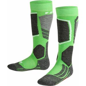 Falke SK2 Socken Kinder grün/schwarz grün/schwarz