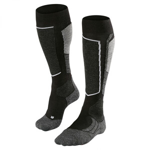 Falke SK2 Skiing Socken Herren schwarz/grau schwarz/grau