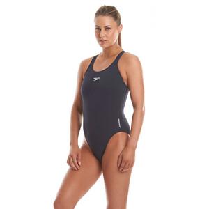 speedo Essential Endurance+ Medalist Swimsuit Dam navy navy