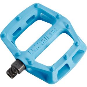 DMR V6 Pedals blue blue