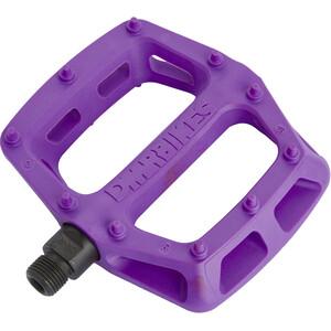DMR V6 Pedals purple purple