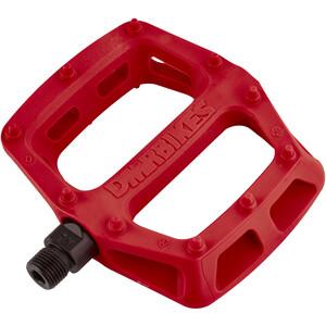 DMR V6 Pedals red red