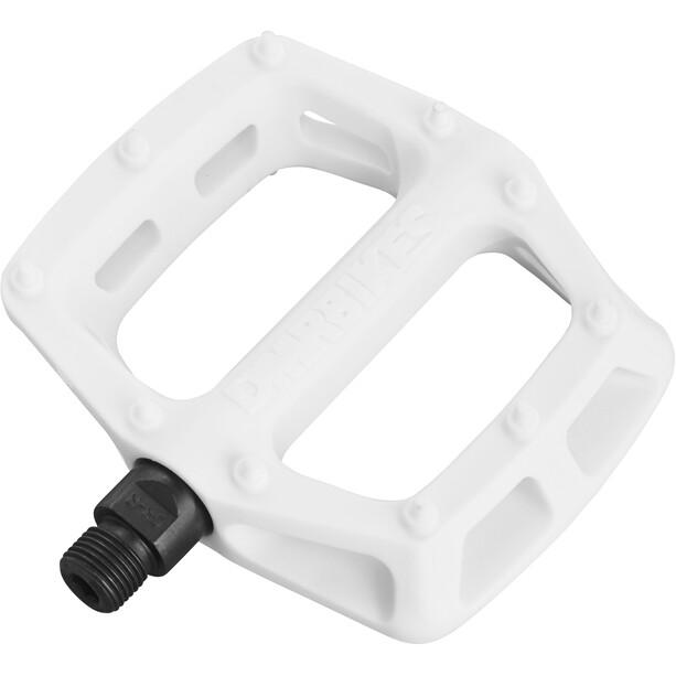 DMR V6 Pedals white