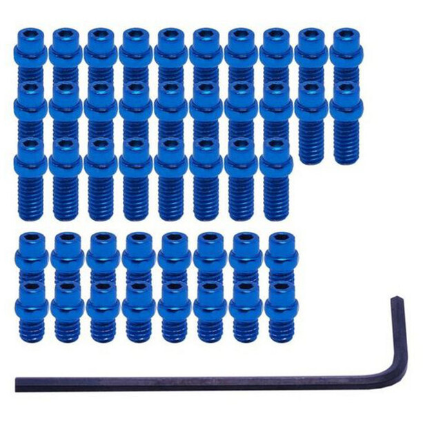 DMR Vault Pedal FlipPin Kit blau
