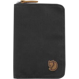 Fjällräven Passport Brieftasche dark grey dark grey